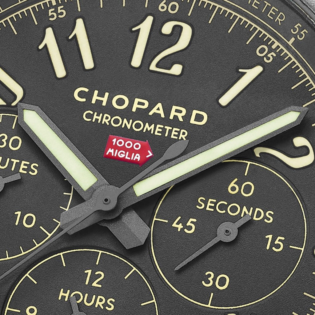 Chopard Mille Miglia 2020 Race Edition deta 1