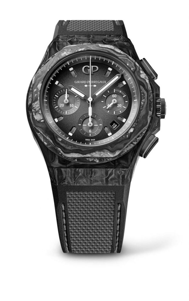 Girard-Perregaux Laureato Absolute Crystal Rock front