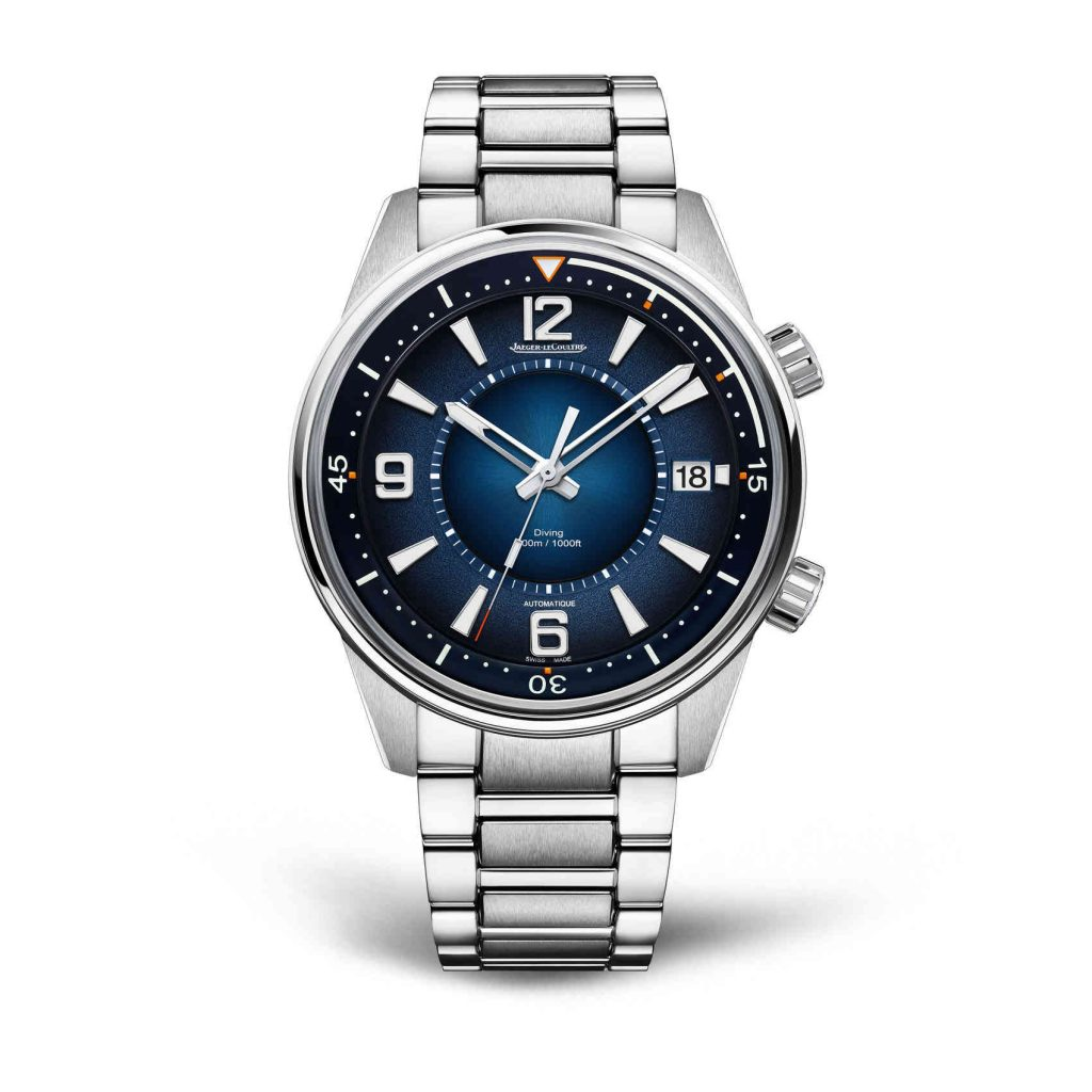 Jaeger-LeCoultre Polaris Mariner date front