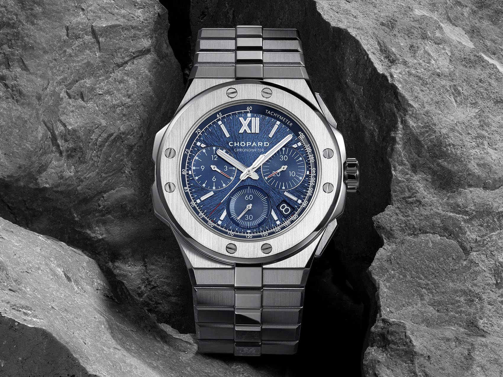 Chopard Alpine Eagle portada