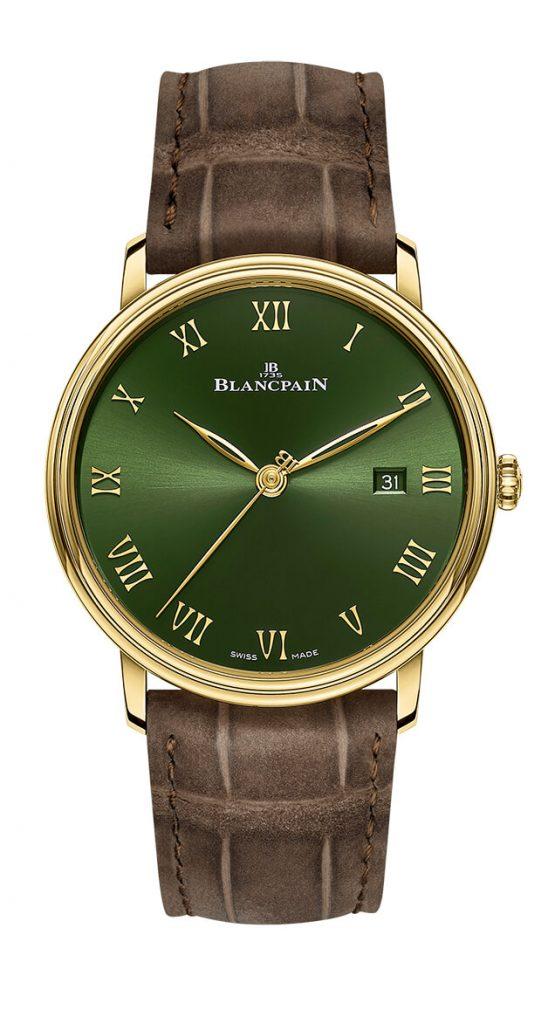 Blancpain Villeret Extraplate Edición Boutique front