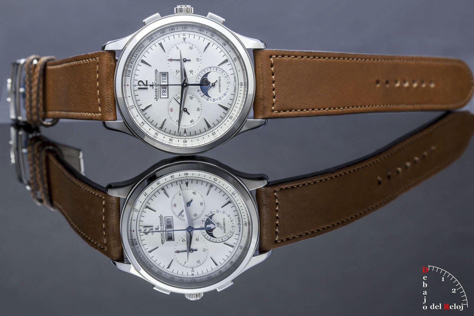 jaeger-LeCoultre Master Control Chronograph Calendar portada