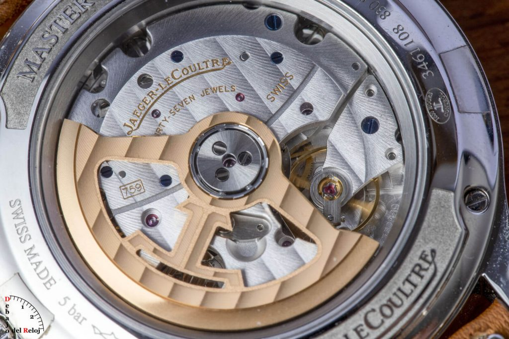 Jaeger-LeCoultre Master Control Geographic cal