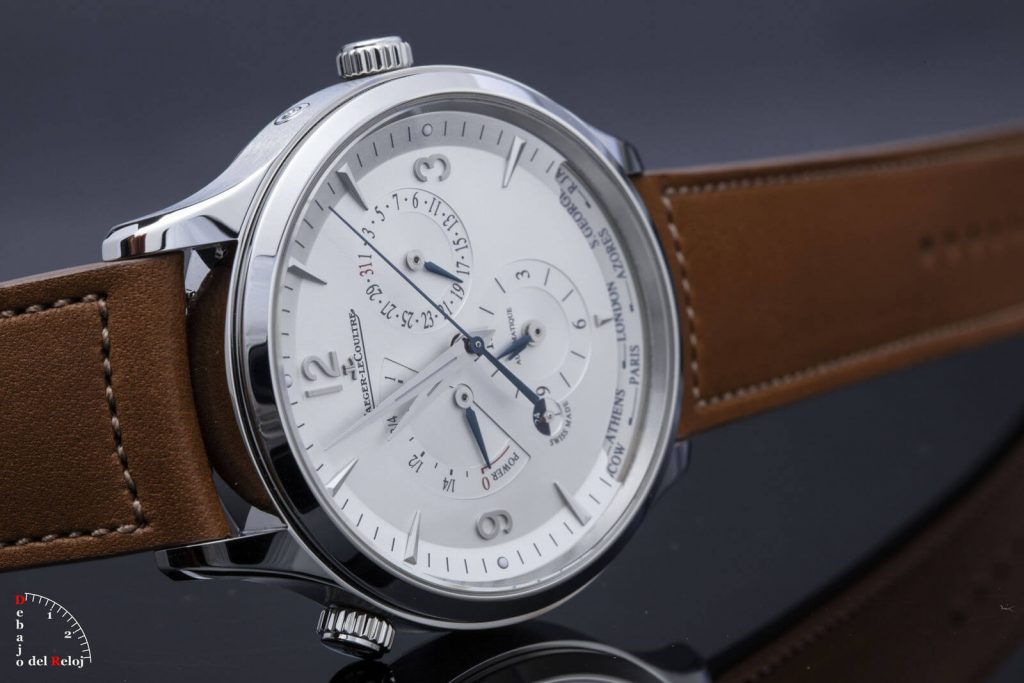 Jaeger-LeCoultre Master Control Geographic inc