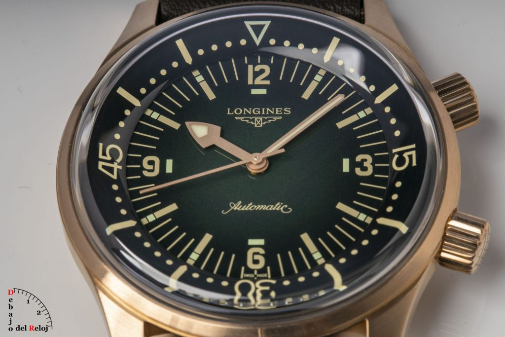 Longines Legend Diver Watch Bronce 14