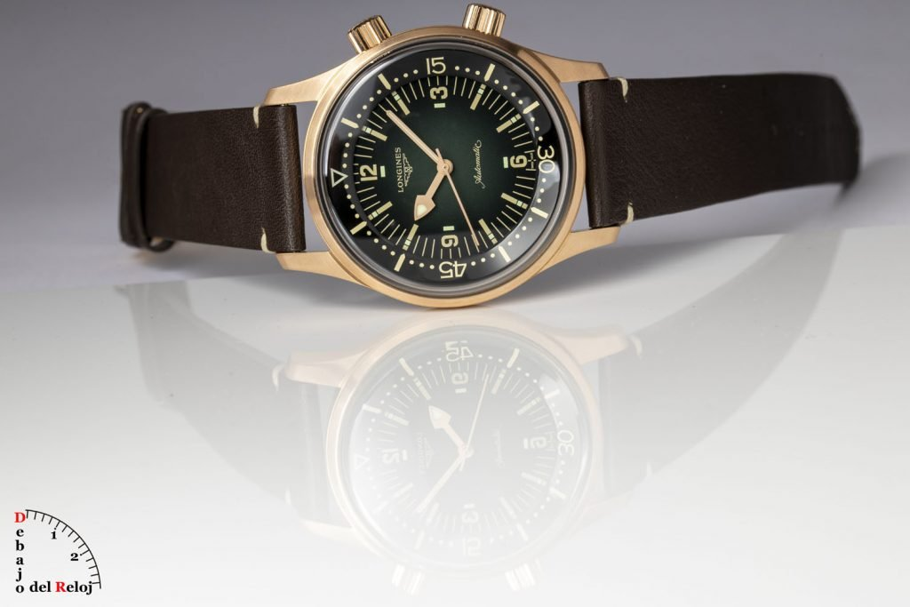 Longines Legend Diver Watch Bronce 13