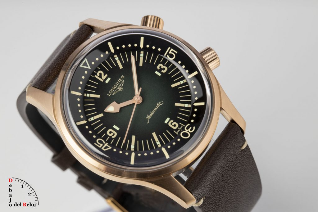 Longines Legend Diver Watch Bronce 11