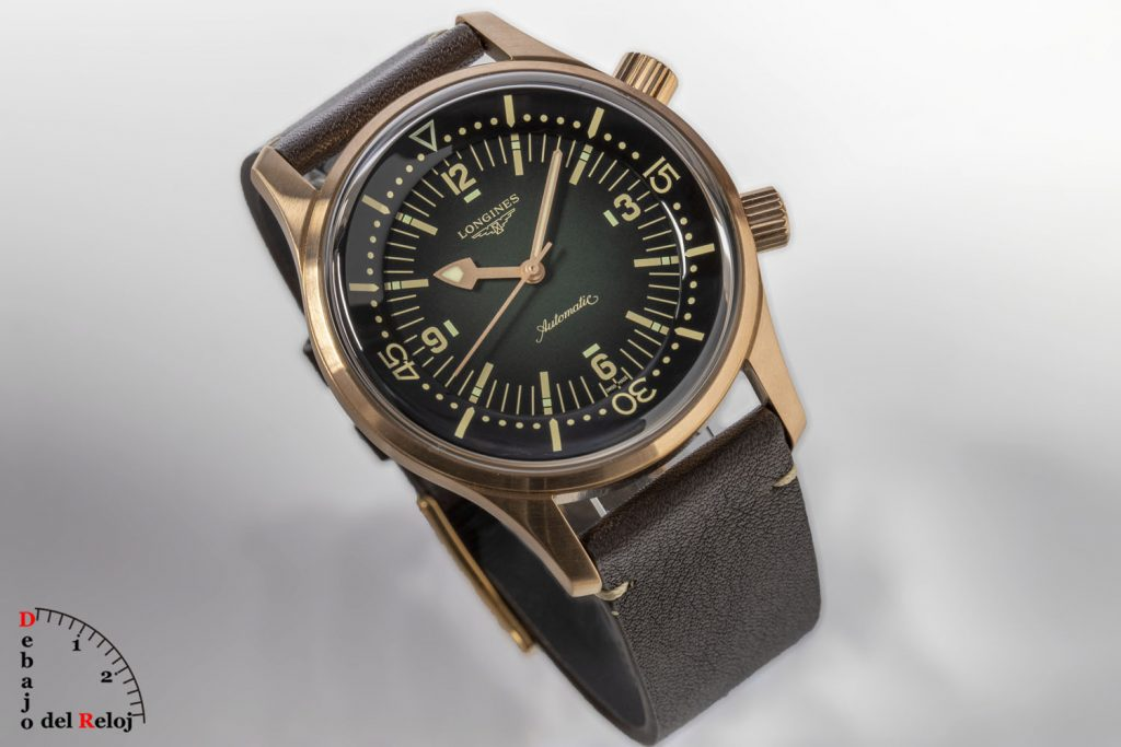 Longines Legend Diver Watch Bronce 10