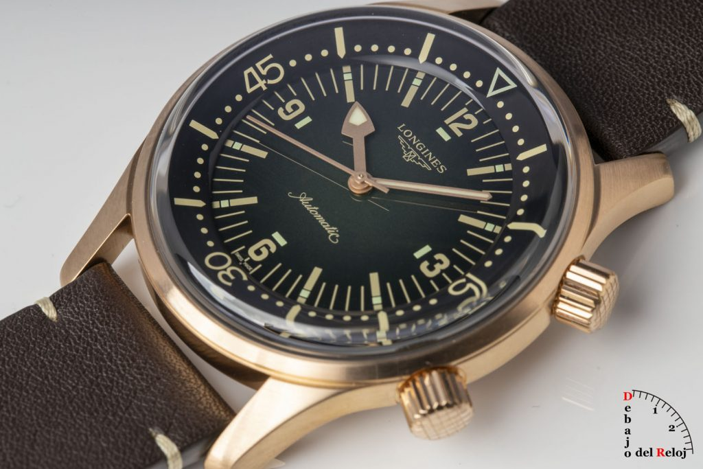 Longines Legend Diver Watch Bronce 7