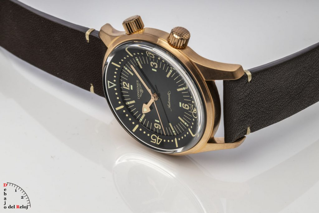 Longines Legend Diver Watch Bronce 5