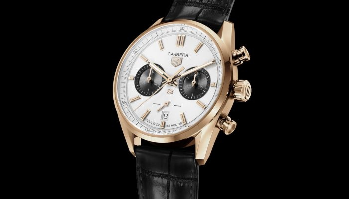 Jack Heuer Birthday Gold Limited Edition de Tag Heuer
