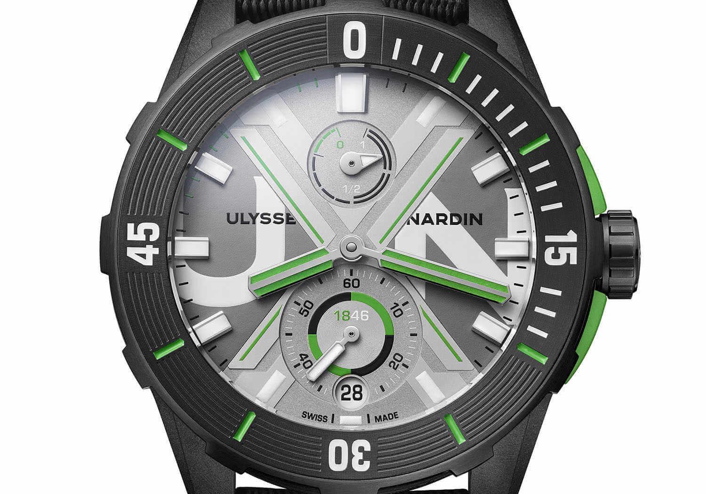 Ulysse Nardin Diver Net Concept Watch portada