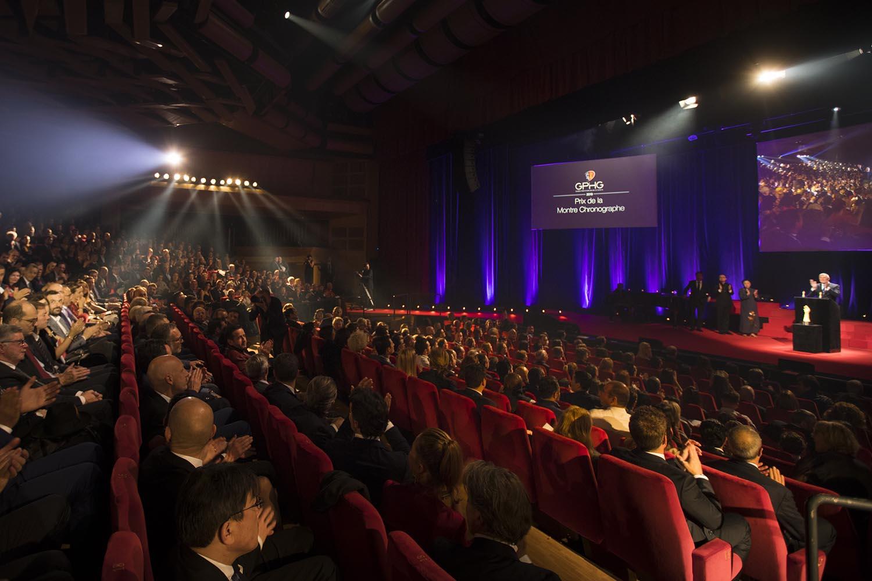 Grand Prix de la Haute Horlogerie / Genève / 8 novembre 2019
