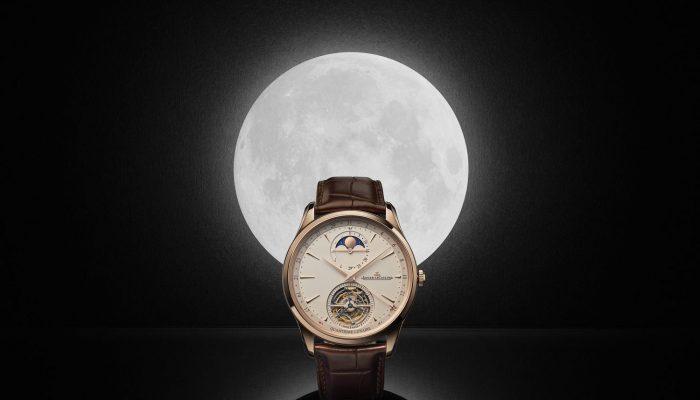 Master Ultra Thin Tourbillon Moon de Jaeger-LeCoultre