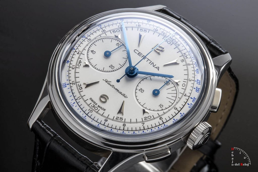 Certina DS Chronograph Automatic En Nuestro Estudio inc