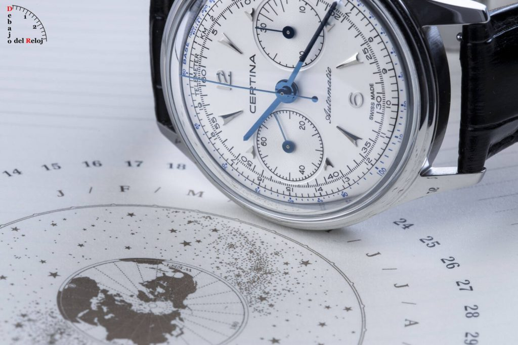 Certina DS Chronograph Automatic En Nuestro Estudio 7