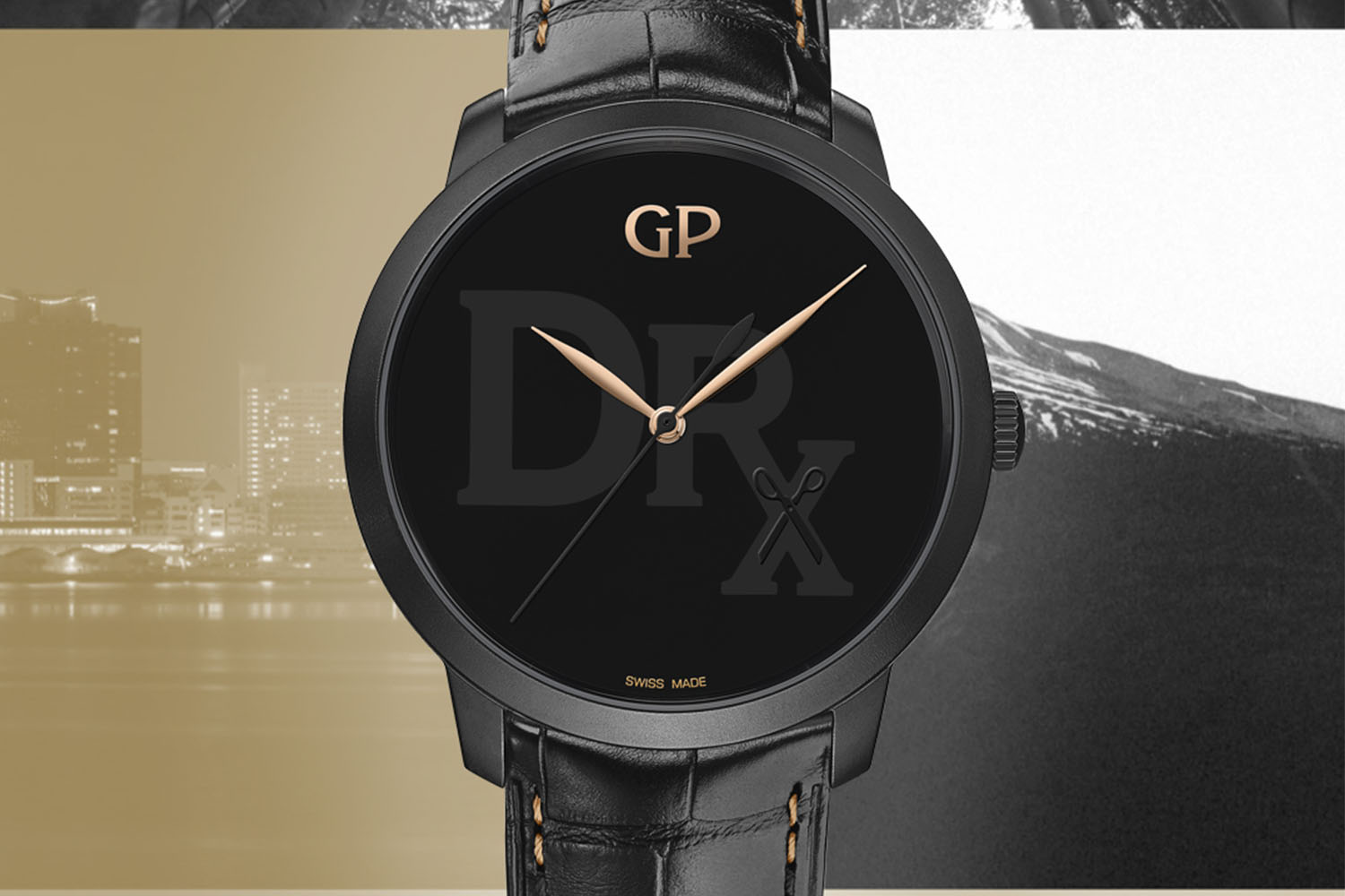 Girard-Perregaux 1966 East to West portada