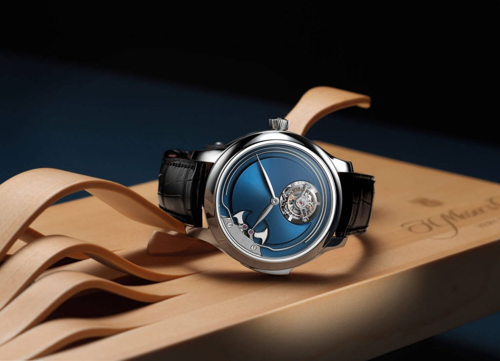 H. Moser & Cie. Endeavour Concept Minute Repeater Tourbillon 1
