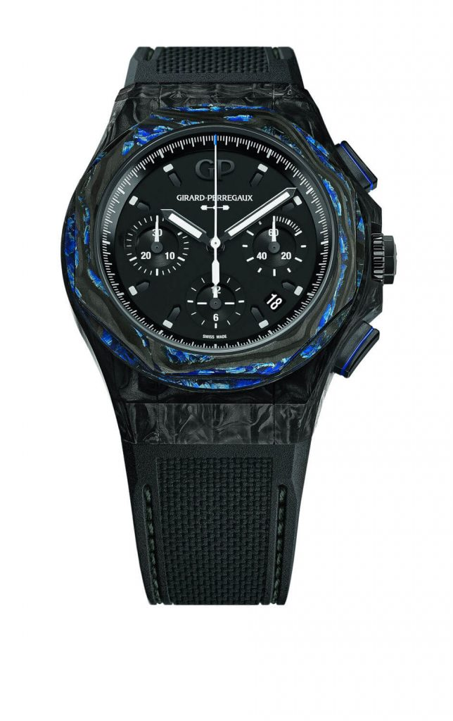 Girard-Perregaux Laureato Absolute Wired front