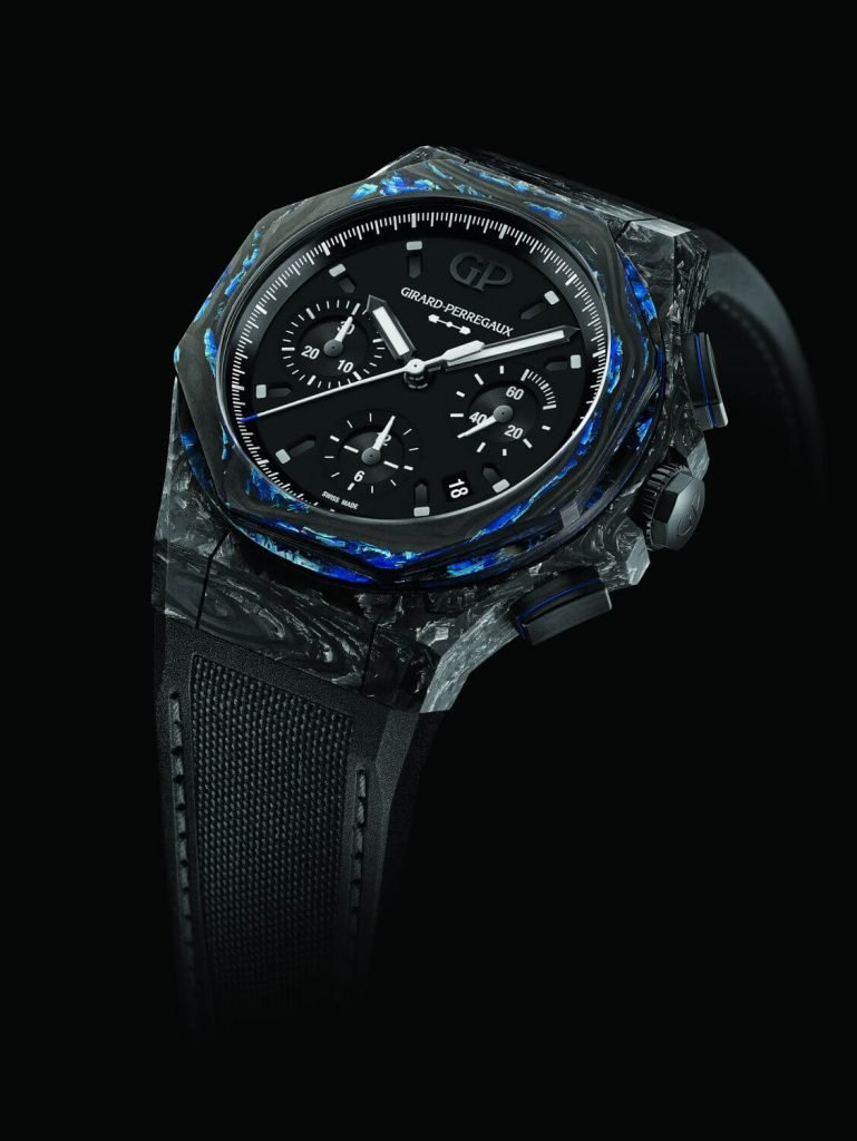 Girard-Perregaux Laureato Absolute Wired inc 3