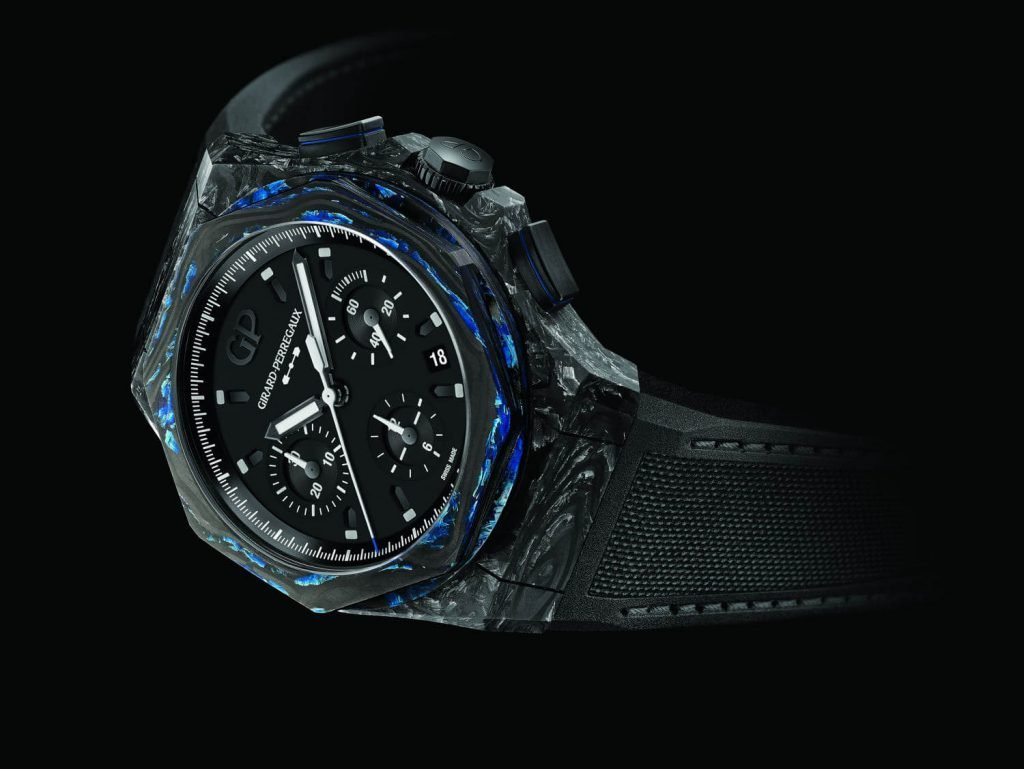 Girard-Perregaux Laureato Absolute Wired inc