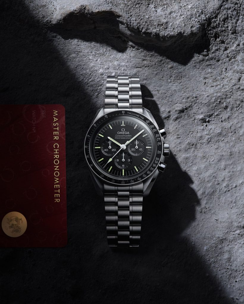 Omega Speedmaster Moonwatch Professional Chronograph Co-Axial Master Chronometer 1