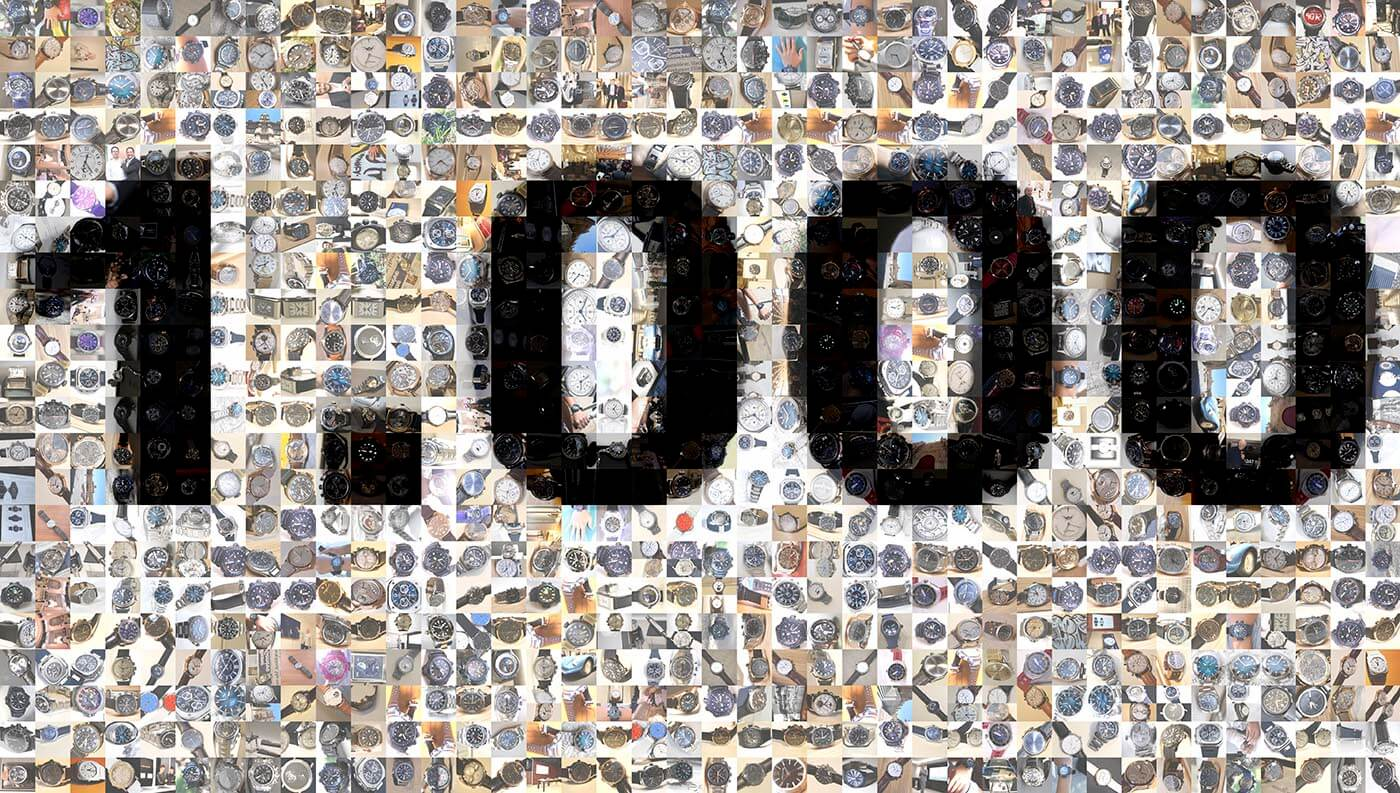 ¡1000 Artículos en Debajo del Reloj!