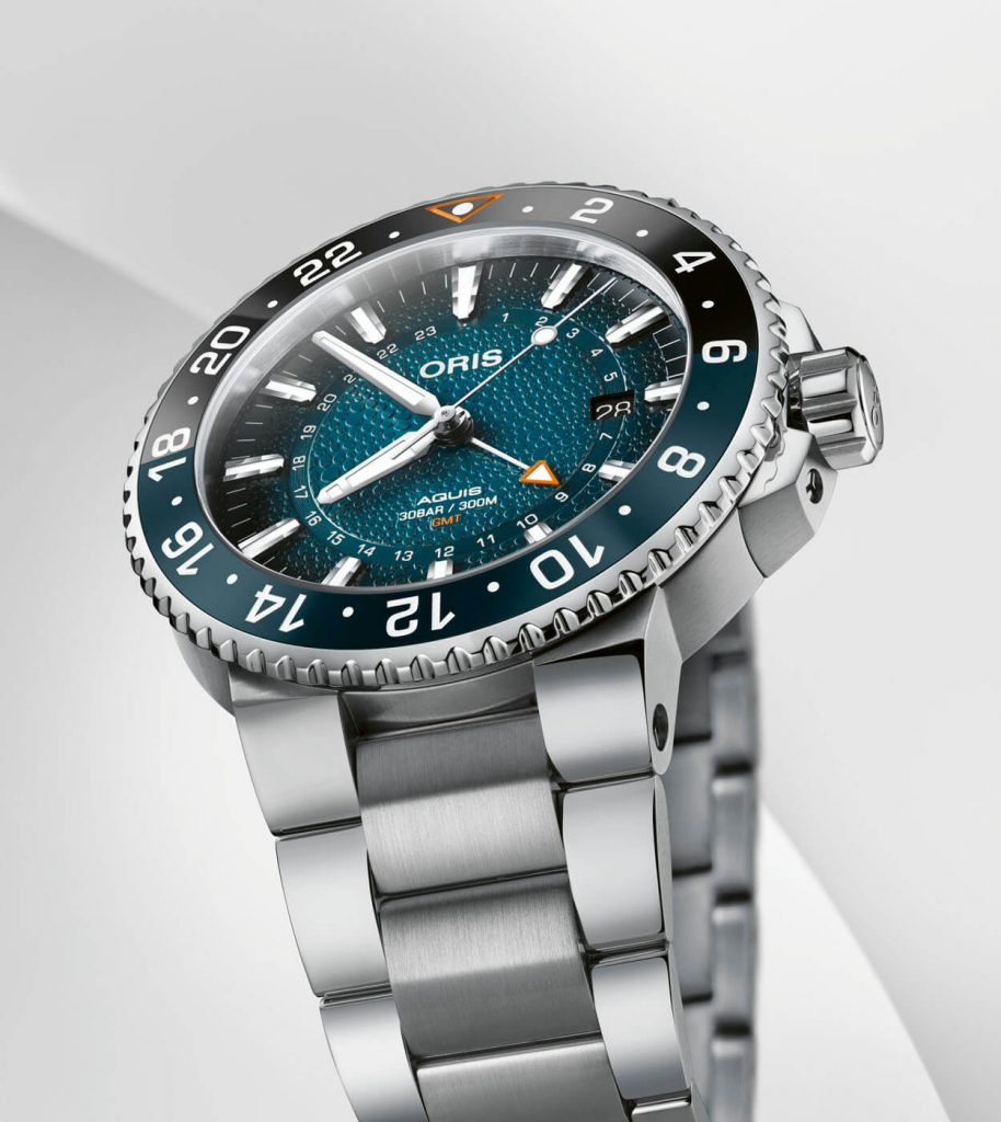 Oris Whale Shark Limited Edition front