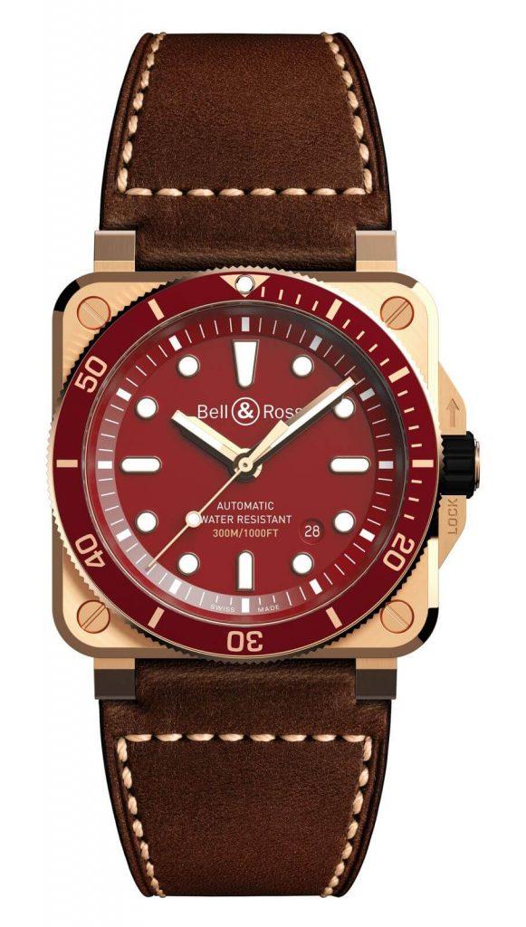 Bell & Ross BR 03-92 Diver Red Bronze 2