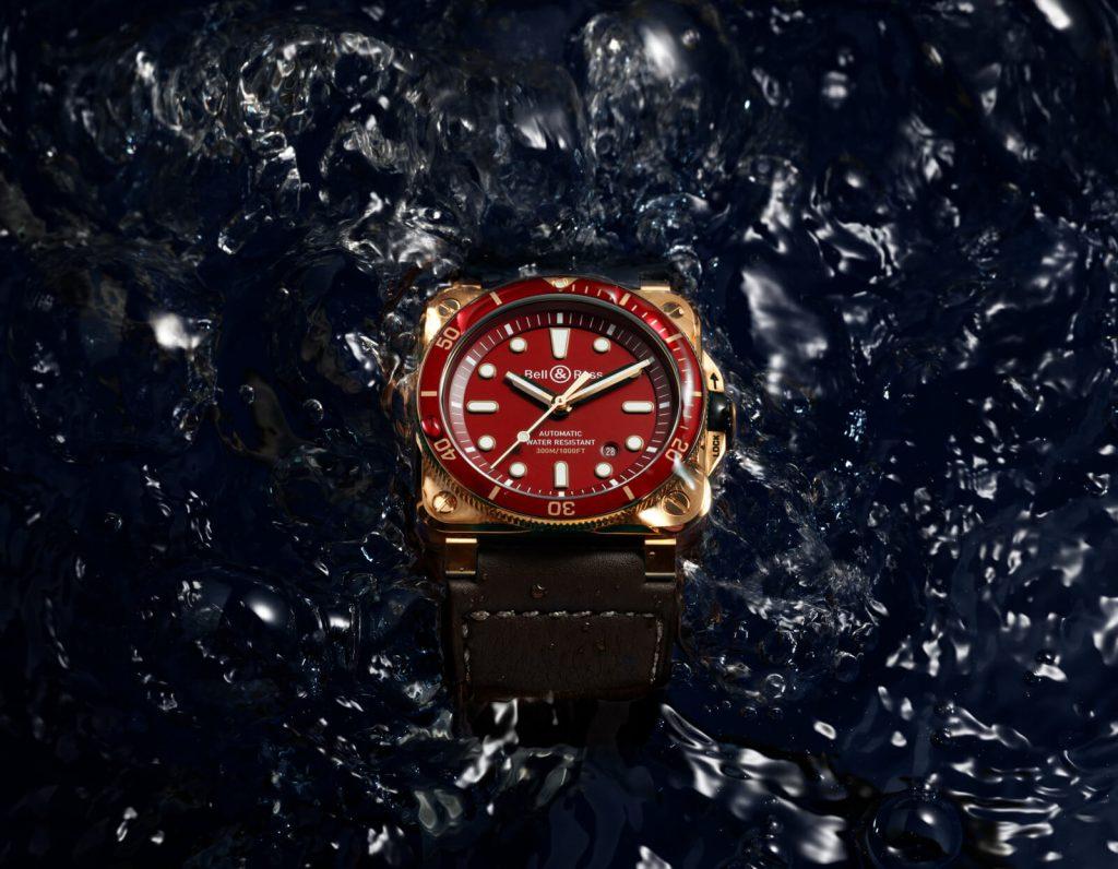 Bell & Ross BR 03-92 Diver Red Bronze 1