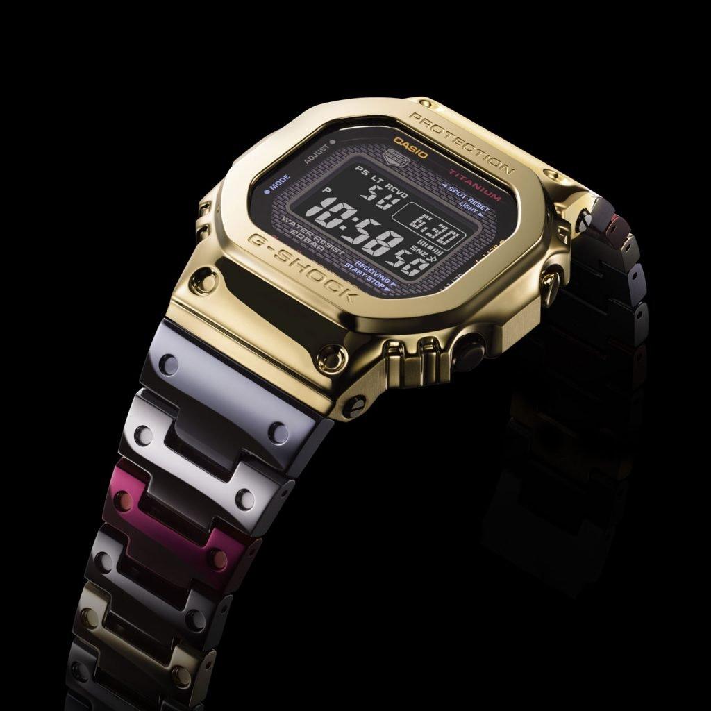 G-Shock GMW-B5000TR inc