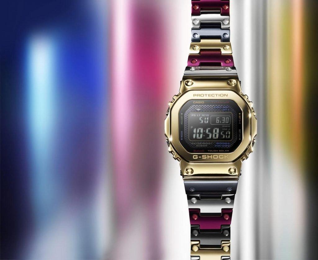 G-Shock GMW-B5000TR portada
