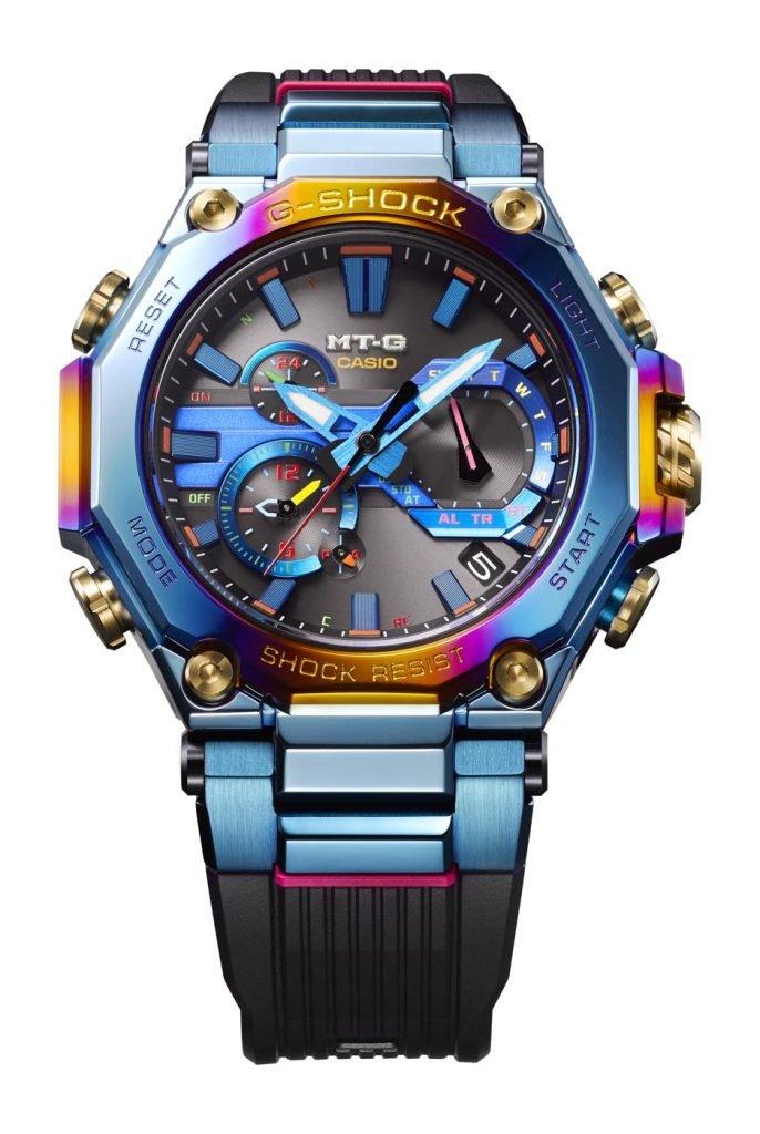 Nuevo G-Shock MTG-B2000PH front