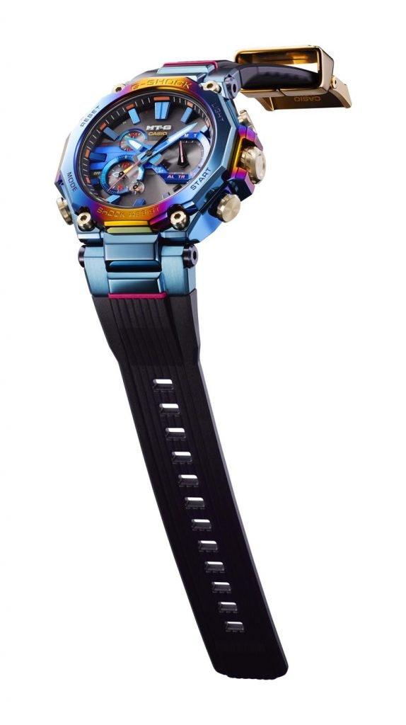 G-Shock MTG-B2000PH de Casio lado
