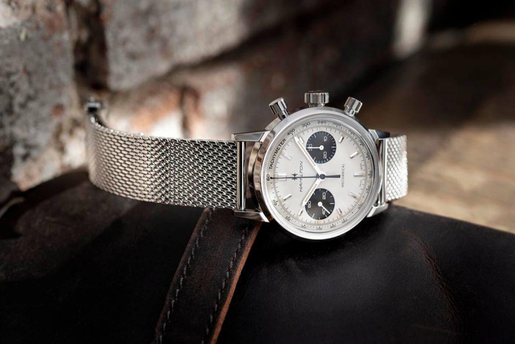Hamilton Intra-Matic Chronograph H 2