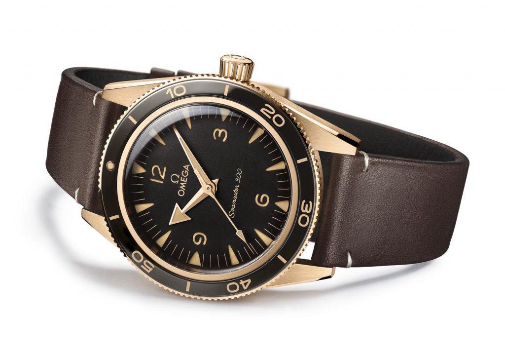 Omega Seamaster 300 2021 bronce 1