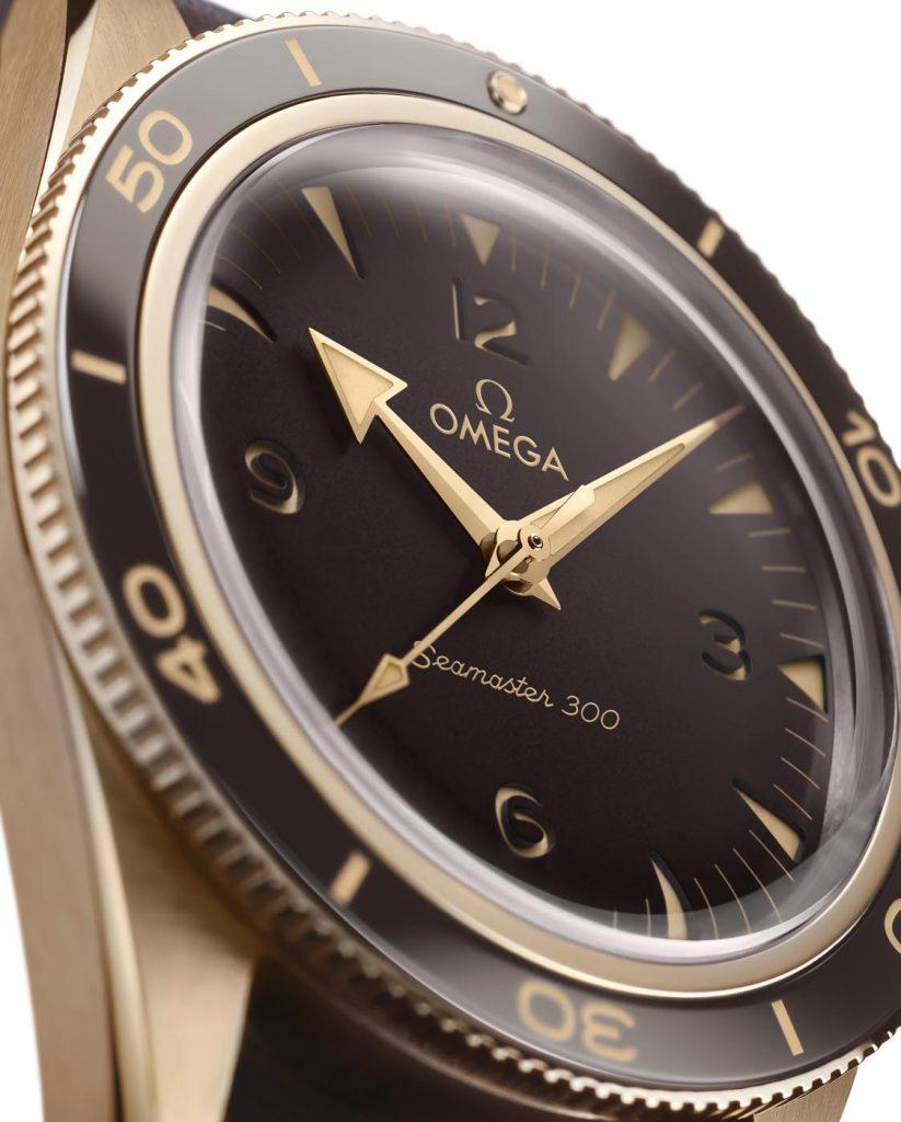 Omega Seamaster 300 2021 bronce 2