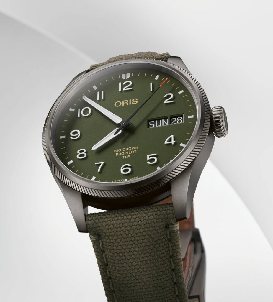 Oris Big Crown ProPilot TLP inc la