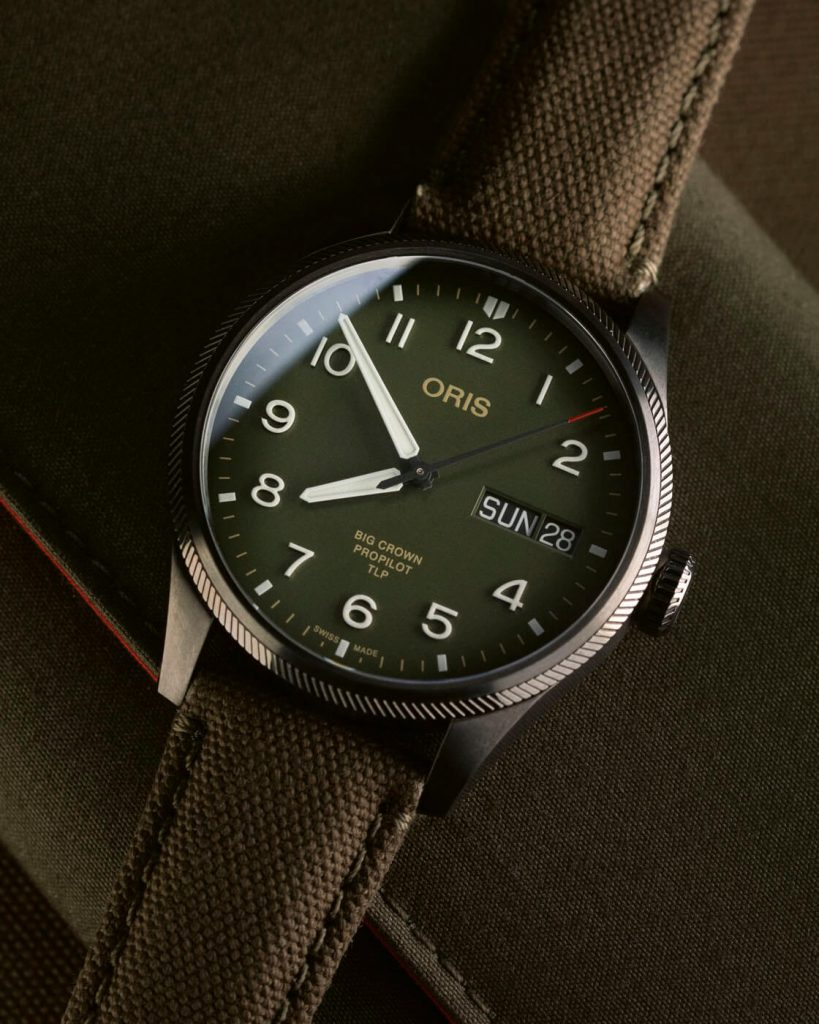 Oris Big Crown ProPilot TLP 4