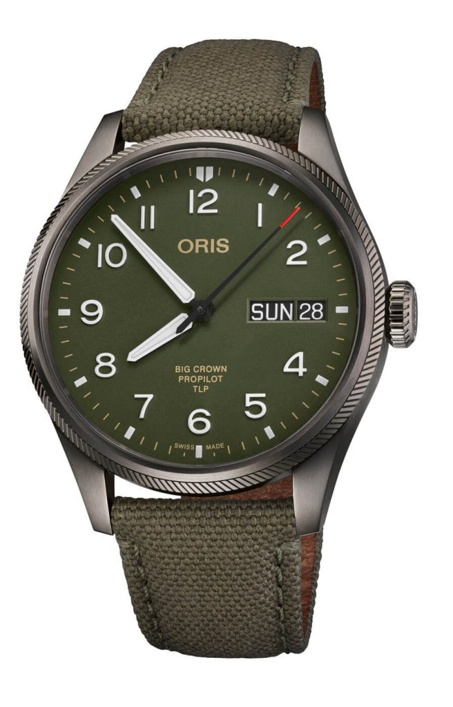 Oris Big Crown ProPilot TLP front
