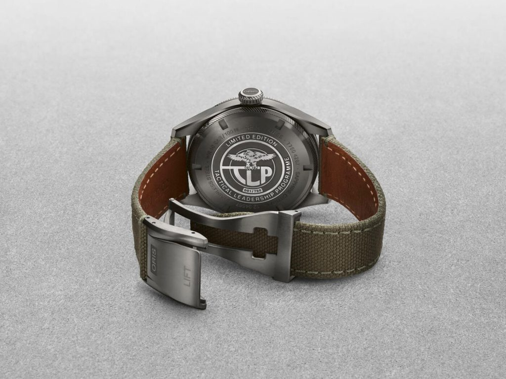 Oris Big Crown ProPilot TLP back