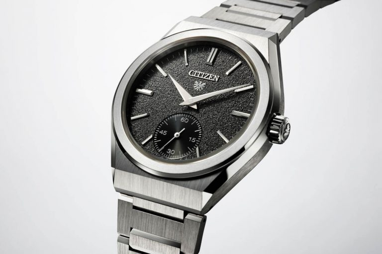 The Citizen Mechanical Model NC0200-90E con Nuevo Calibre 0200