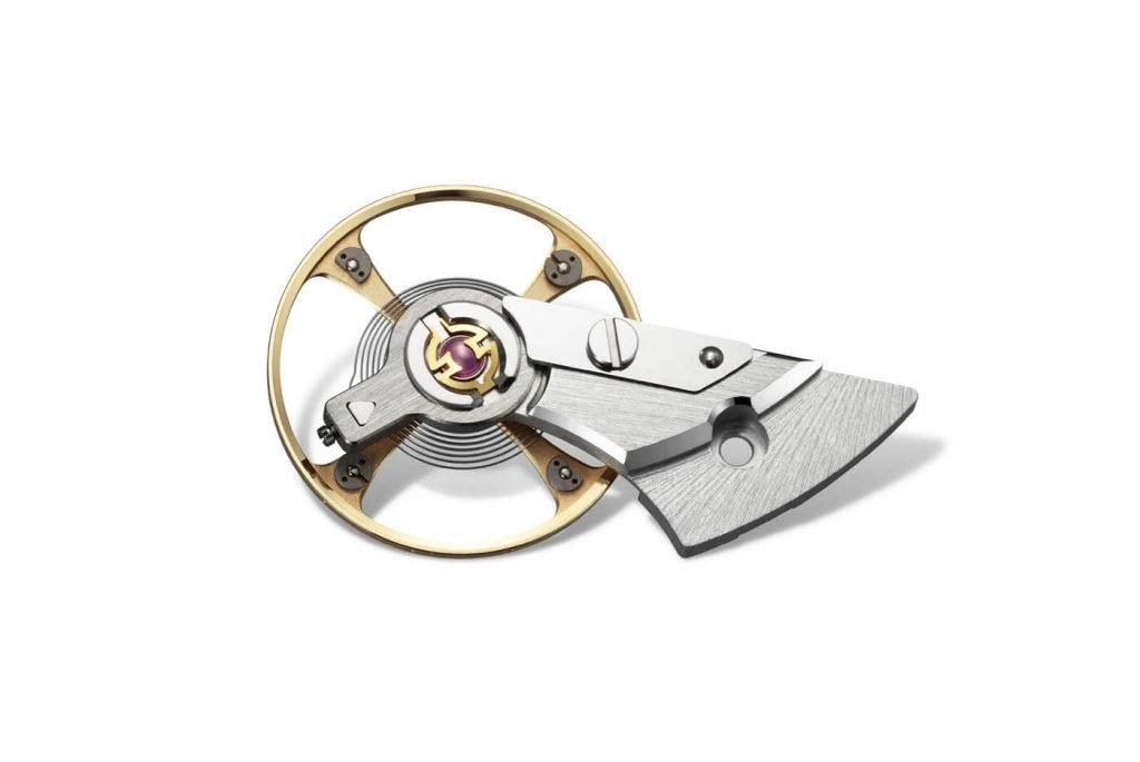 TCT_bs_cal0200 free sprung-balance wheel