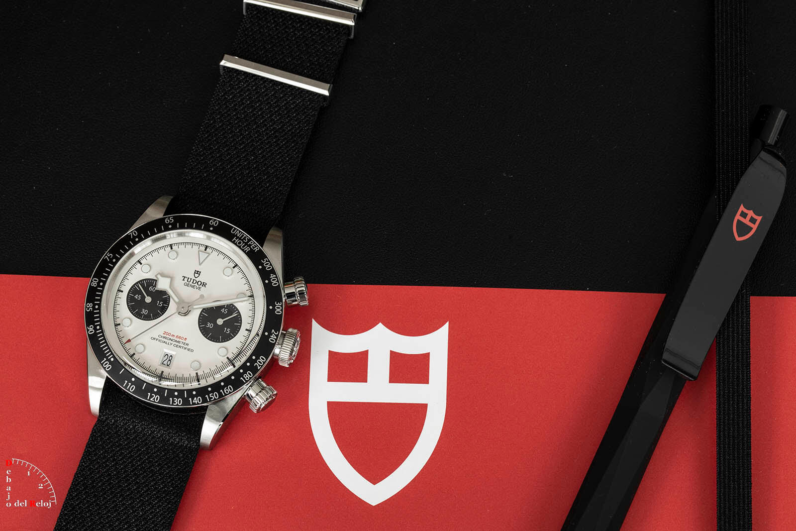 Tudor Black Bay Chrono 2021 propia 2