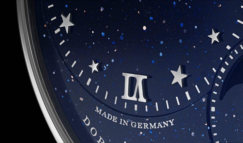 A. Lange & Söhne Little Lange 1 Moon Phase det 1