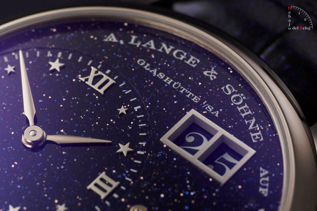 A. Lange & Söhne Little Lange 1 Moon Phase En el Estudio 7