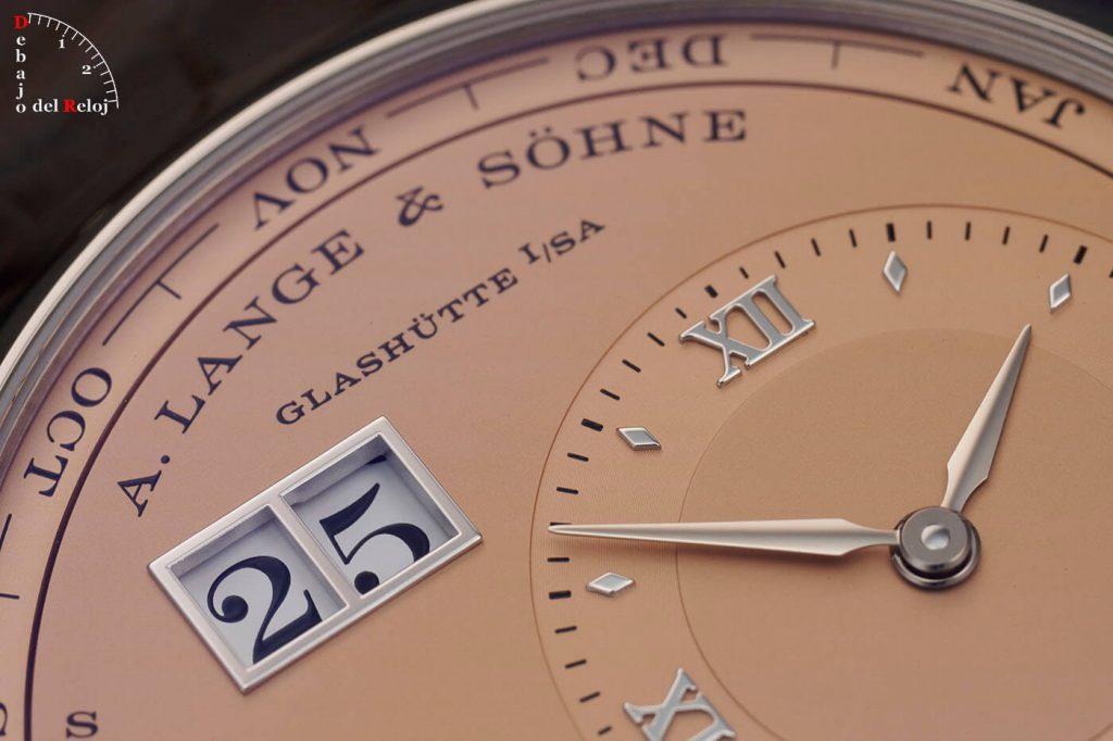 A. Lange & Söhne Lange 1 Calendario Perpetuo En el Estudio 5