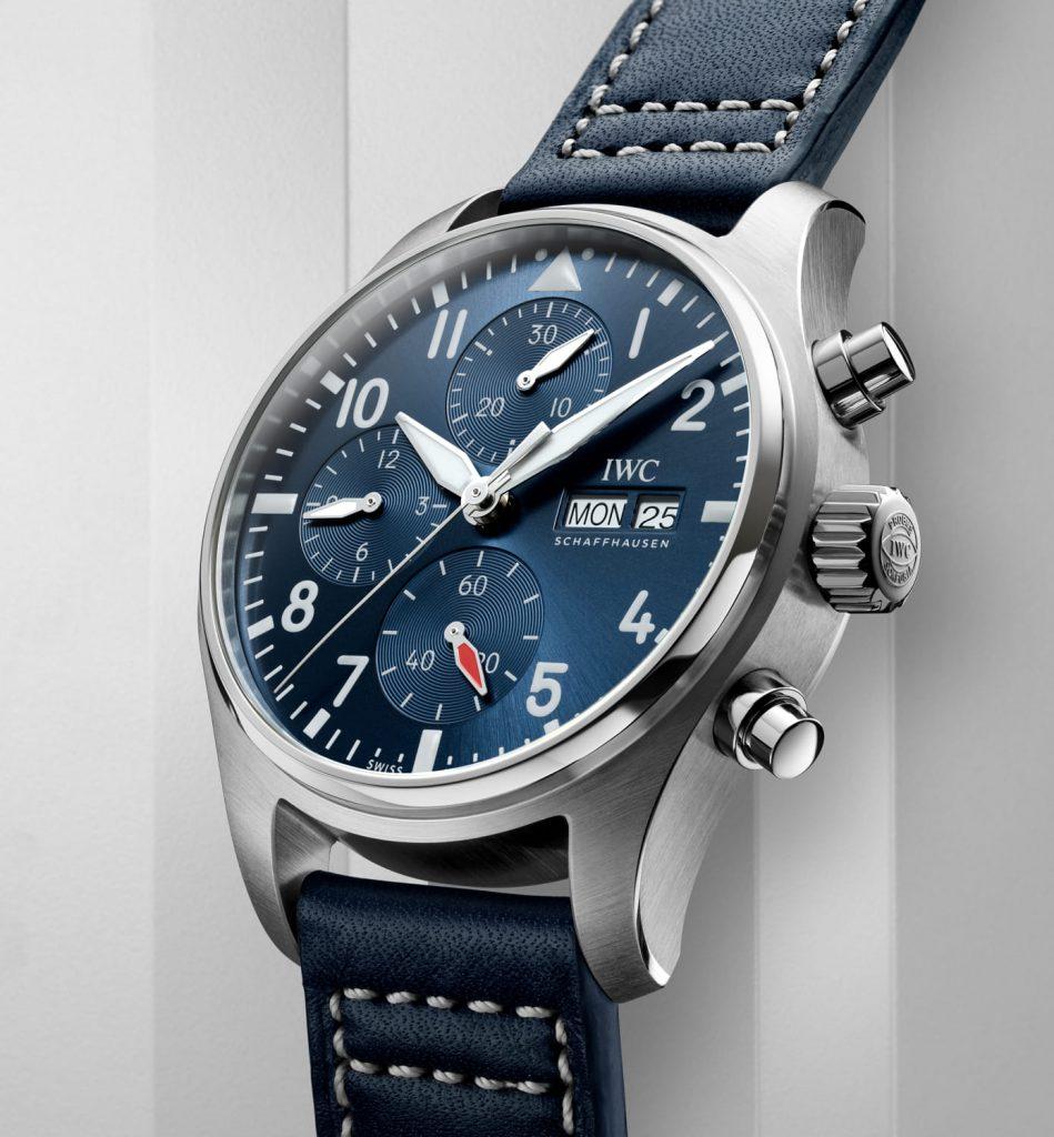 IWC Reloj de Aviador Cronógrafo 41 5