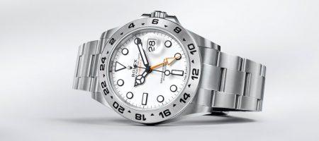 Rolex Explorer II 2021 Nuevos Relojes