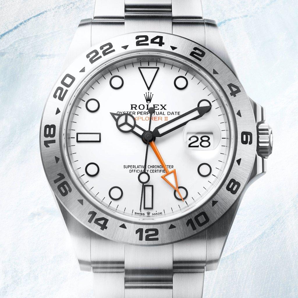 Rolex Explorer II 2021 7
